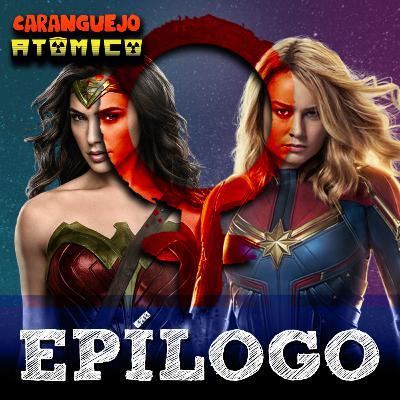 EPÍLOGO | Super heroínas e padrões sociais