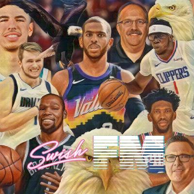 NBA Gone Wild