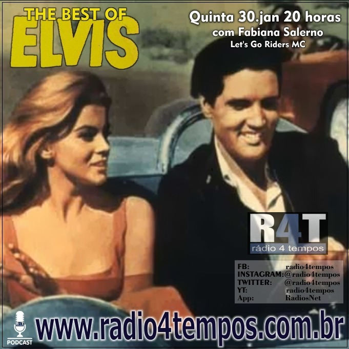 Rádio 4 Tempos - The Best of Elvis 97:Rádio 4 Tempos