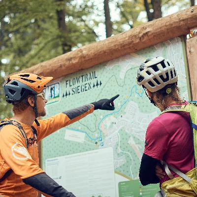Das Siegerland - Geheimtipp für Mountainbiker?