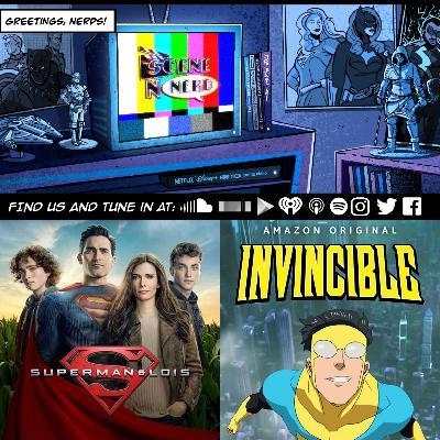 SNN: Invincible Superheroes