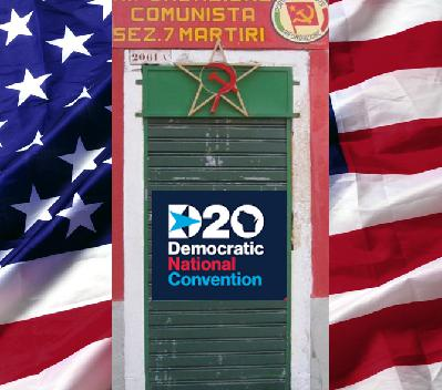 The Doorway to Communism in America: Joe Biden and the Democrats; Transition Integrity Project