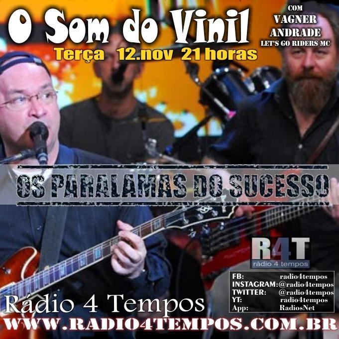 Rádio 4 Tempos - Som do Vinil 20:Rádio 4 Tempos