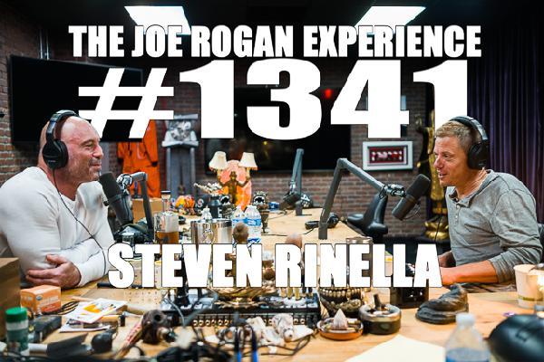 #1341 - Steven Rinella