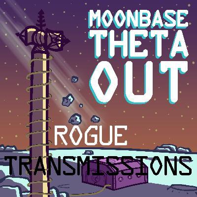Rogue Transmissions: Claudia Elvidge