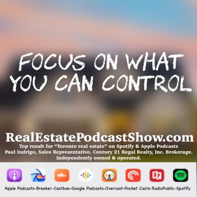 Episode 252: Focus on what you CAN control