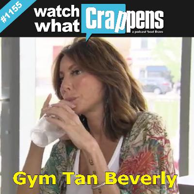 RHONJ: Gym Tan Beverly
