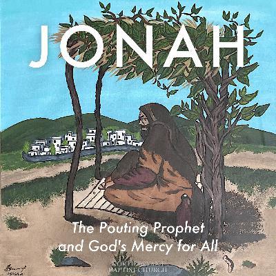 God Chases Jonah