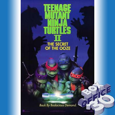 Teenage Mutant Ninja Turtles 2: The Secret of the Ooze Re-View