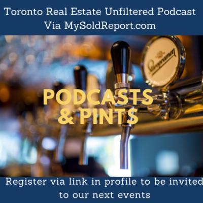 Episode 153: The 1st ever Podcast 🎙 & Pints 🍺 Meetup is this week
