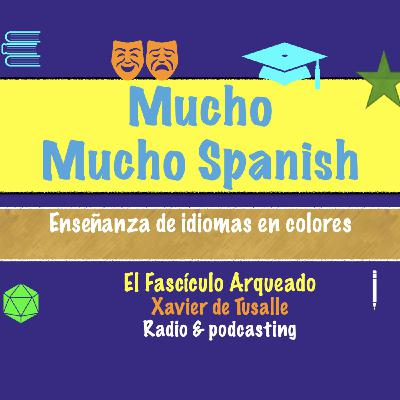"""""""Mucho Mucho Spanish"""" enseñanza del español en colores"""