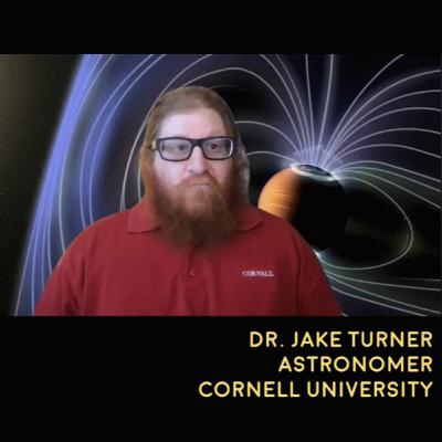Magnetic Fields of Exoplanets - Dr. Jake Turner, Cornell Unv. - The Cosmic Companion Jan 12, 2021