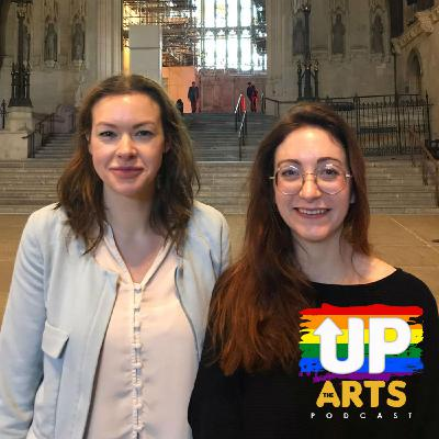 Up The Arts: Behind-the-scenes tours of Parliament's LGBTQ+ past