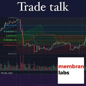 Trade Talk w/ Art & Zach: alt coin activity, bitcoin stability, Stellar.