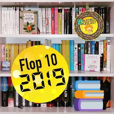 Flop 10 Bücher 2019