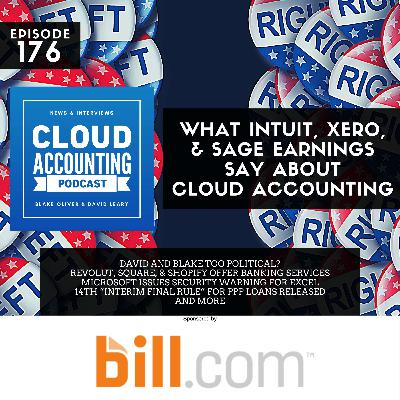 What Intuit, Xero, and Sage Earnings Say about Cloud Accounting