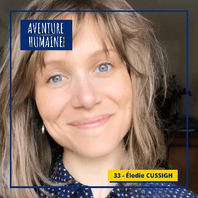 #33 - 🎙Elodie CUSSIGH 👼- Doula, une reconversion passionnante !