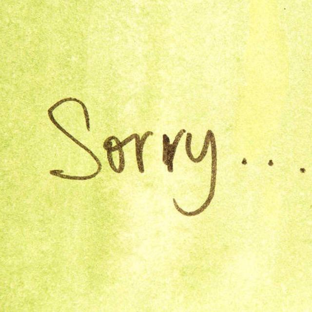 Sem desculpas