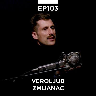 EP 103: Veroljub Zmijanac, Trčanje.rs, PELOTON - Pojačalo podcast