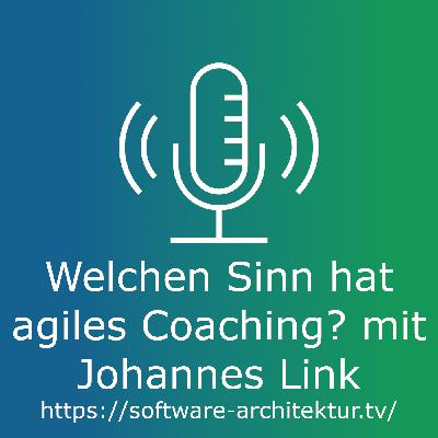 Welchen Sinn hat agiles Coaching? mit Johannes Link