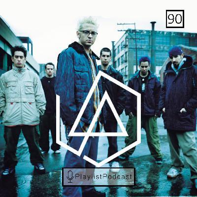 LIVE 90 - Linkin Park - پلی لیست لایو
