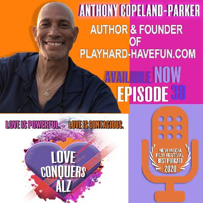 Anthony Copeland Parker - Running All Over The World, Our Race Against Early Onset Alzheimer's