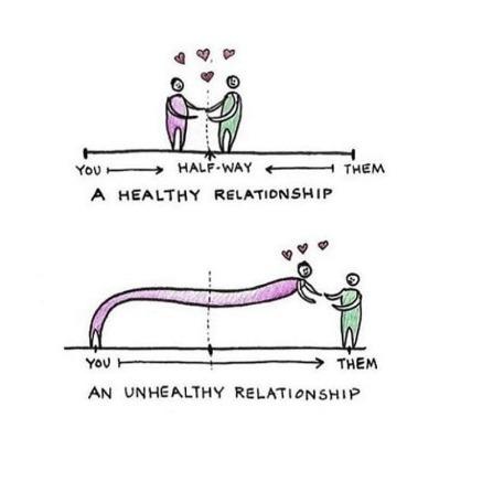 Healthy Detachment in Relationships