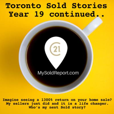 Episode 155: The True SOLD Story behind the 1300% return for one of my amazing real estate 🏡 clients
