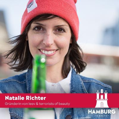 Natalie Richter – Gründerin von leev & terrorists of beauty