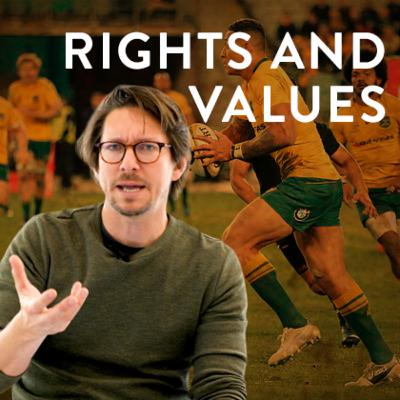 Rights and Values (The Good Word)