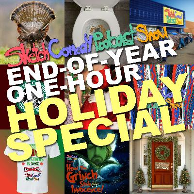 The End-of-Year One-Hour Holiday Special!