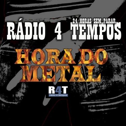 Rádio 4 Tempos - Hora do Metal 01