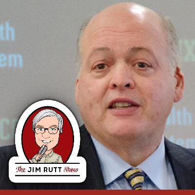 EP124 Jim Hackett on Ford, Electric Cars & More