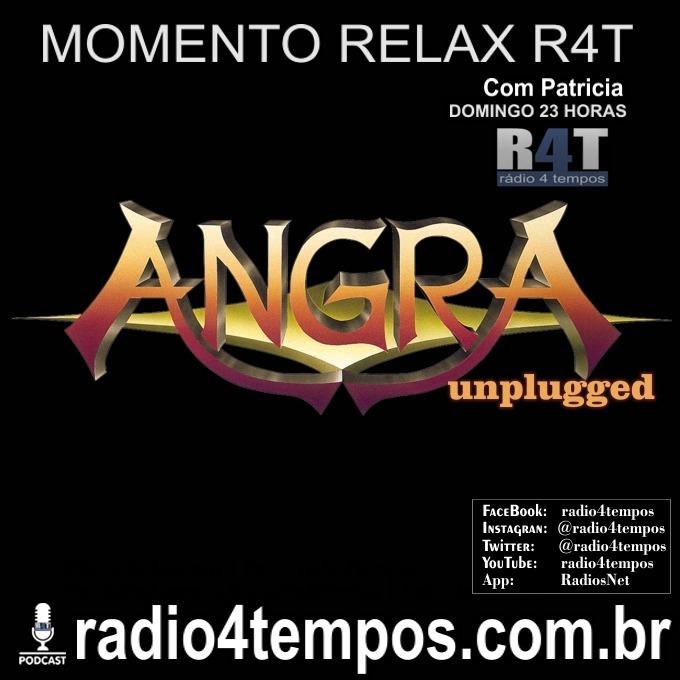 Rádio 4 Tempos - Momento Relax - ANGRA:Rádio 4 Tempos