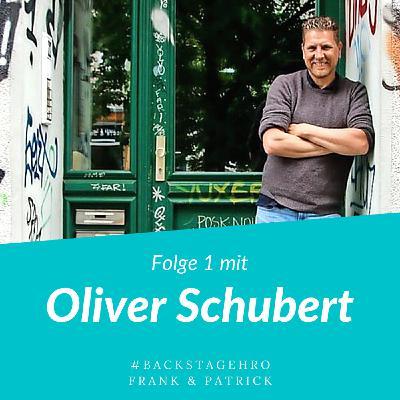 """Folge 1 - Oliver Schubert - """"Nein haste, Ja kannste kriegen"""""""