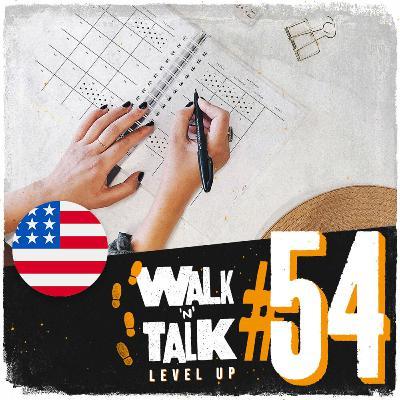 Walk 'n' Talk Level Up #54 - Stationery Haul!