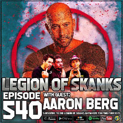 Episode #540 - Unka Backs - Aaron Berg