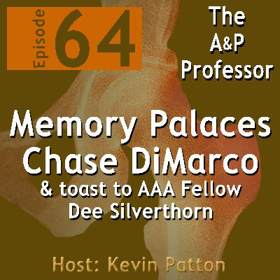 Memory Palaces with Chase DiMarco | Episode 64