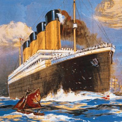 El Titanic, la tragedia del barco insumergible