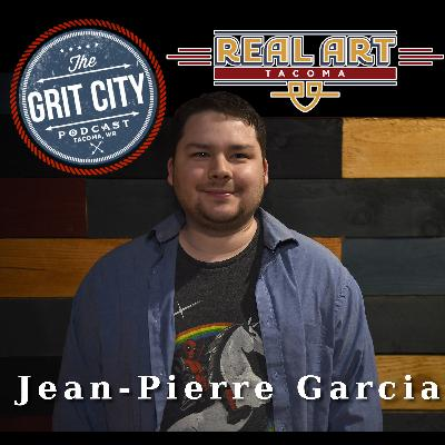 Jean-Pierre Garcia with Real Art Tacoma