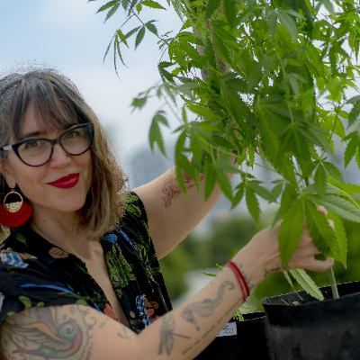 Francesca Brivio - medical cannabis patient, activist and change maker