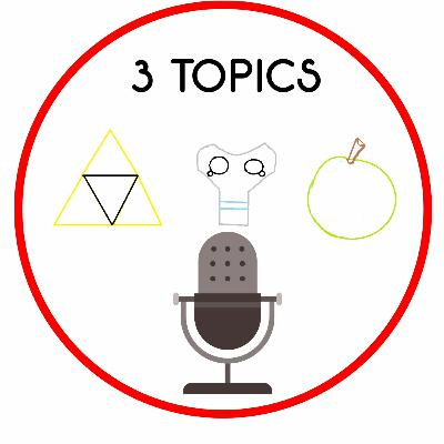 3 Topics Podcast Episode 1 School, Conspiracy Theories, and GG Allin