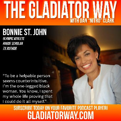 32: Bonnie St. John | Olympic Athlete - Rhode Scholar - 7x Author
