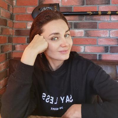 Анна Никольская. В самолете со страусом