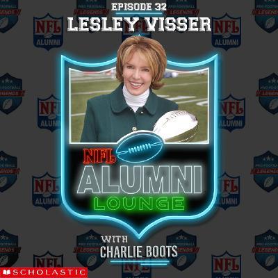 Lesley Visser (Broadcasting Legend | NFL Hall of Famer)