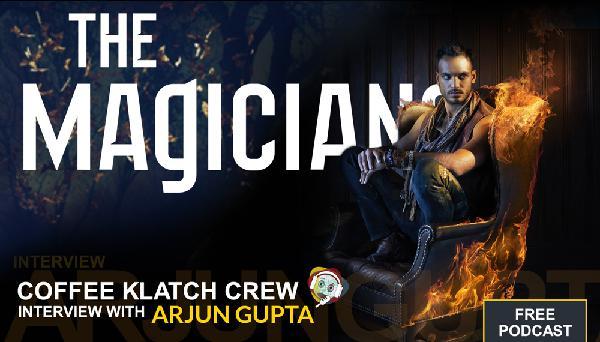 Arjun Gupta Interview - The Magicians (Penny) - Westworld