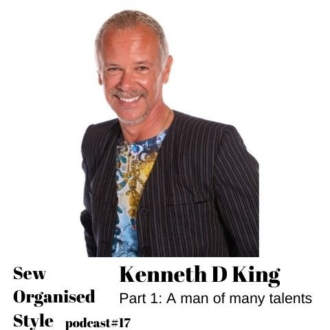 E17 Kenneth D King - A man of many talents