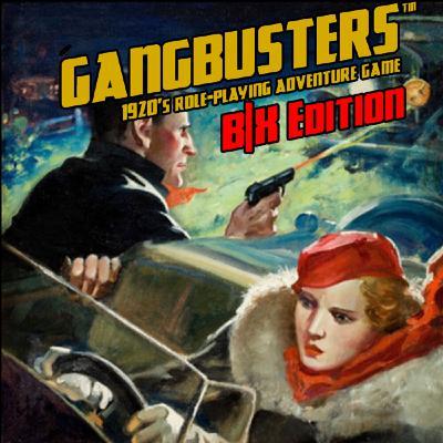 A Talk with Gangbusters B/X Creator Mark Hunt