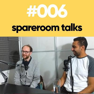 Seth Godin's AltMBA for startups ft. Conor McCarthy | spareroom talks #006