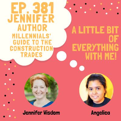 """Jennifer Wisdom - Author of """"Millennials' Guide to The Construction Trades """""""